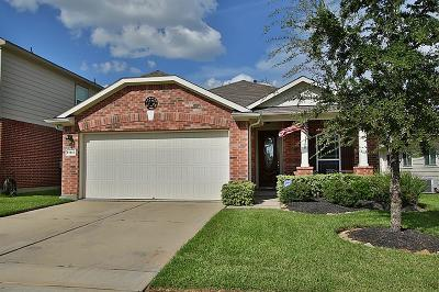 Cypress Single Family Home For Sale: 15410 Kaston Drive