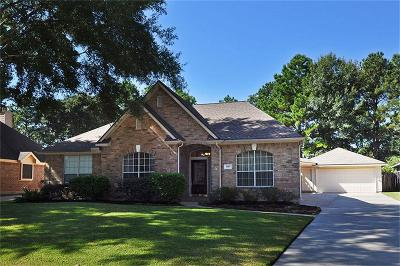 Kingwood Single Family Home For Sale: 3019 Poplar Valley Way