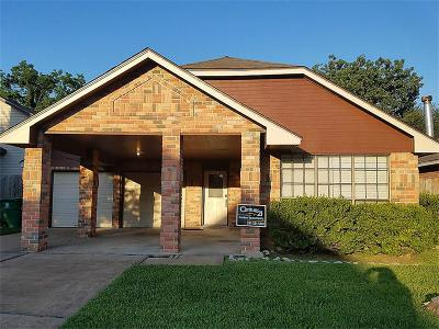 Houston Single Family Home For Sale: 5010 E Fallen Bough Drive