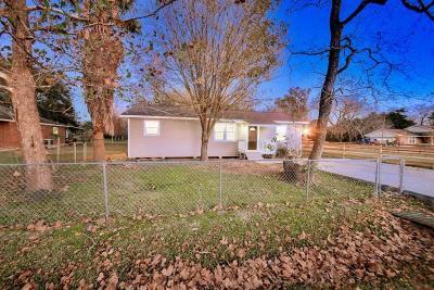 Santa Fe Single Family Home For Sale: 5721 Avenue G 1/2