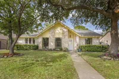Houston TX Single Family Home For Sale: $224,900