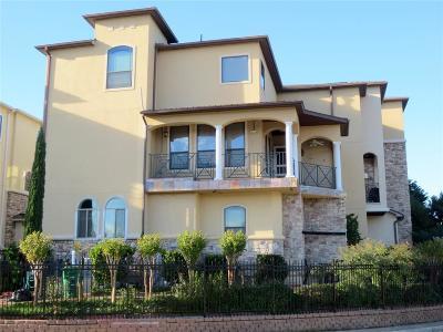 Houston Single Family Home For Sale: 3808 Glen Arbor Drive