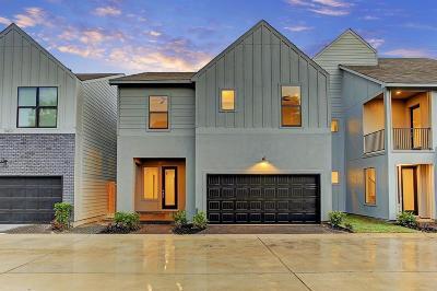 Houston Single Family Home For Sale: 9419 Benbow Park Lane