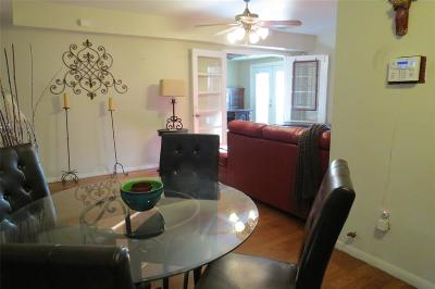 Houston Single Family Home For Sale: 3713 Ella Boulevard