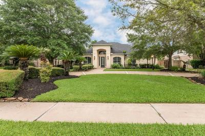 Friendswood Single Family Home For Sale: 12 Marys Creek Lane