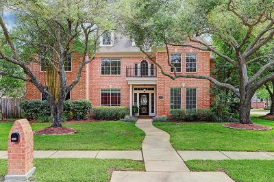Single Family Home For Sale: 1817 Streamside Drive
