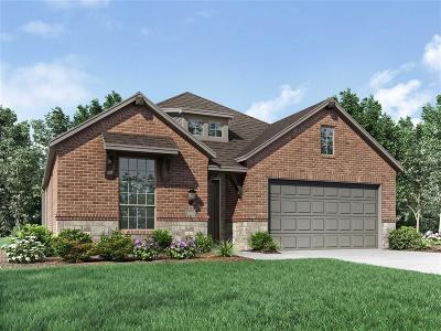 Manvel Single Family Home For Sale: 2035 Blackhawk Ridge