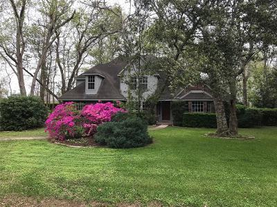 Missouri City Single Family Home For Sale: 3718 Stony Crest