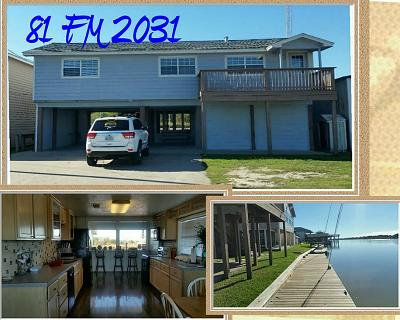 Matagorda Single Family Home For Sale: 81 Fm 2031