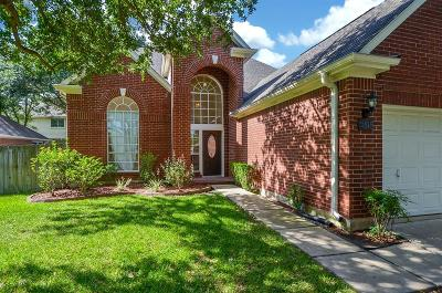 Sugar Land Single Family Home For Sale: 4515 Topaz Trail Drive