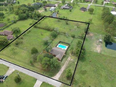 Santa Fe Single Family Home For Sale: 13709 Washington