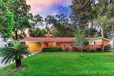 Houston Single Family Home For Sale: 9214 E Bronco Drive