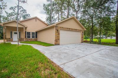 Conroe Single Family Home For Sale: 19522 Youpon Lane