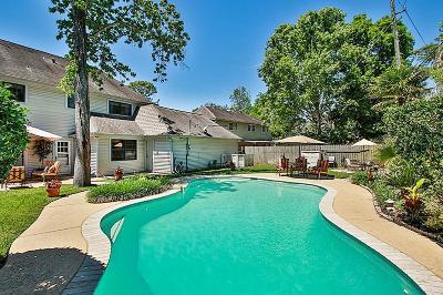 Houston Single Family Home For Sale: 15814 Pebble Bend Drive