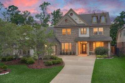 The Woodlands Single Family Home For Sale: 167 Arrow Canyon