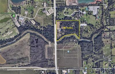 Houston Residential Lots & Land For Sale: 15225 Cullen Boulevard