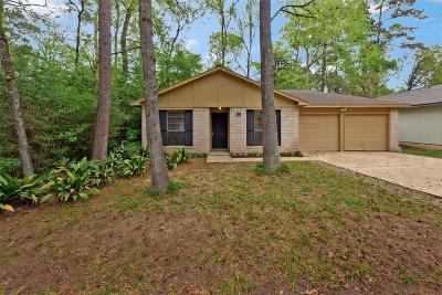 Spring Single Family Home For Sale: 39 N Wavy Oak Circle