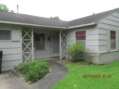 Houston Single Family Home For Sale: 5549 Aspen Street