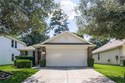 The Woodlands Single Family Home For Sale: 55 Thicket Grove Place
