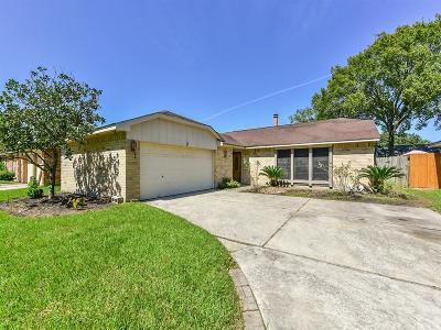 Humble Single Family Home For Sale: 8403 Lone Bridge Lane