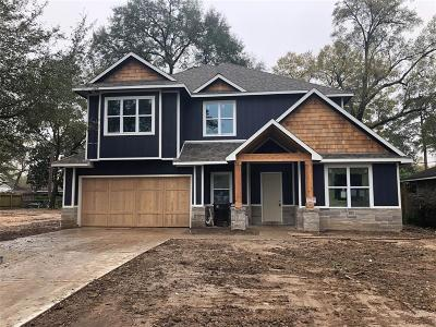 Oak Forest Single Family Home For Sale: 1823 Wakefield Drive
