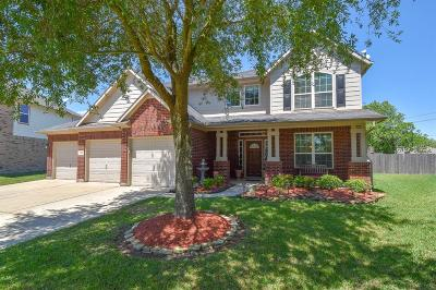 La Porte Single Family Home For Sale: 9760 Blazing Star Court