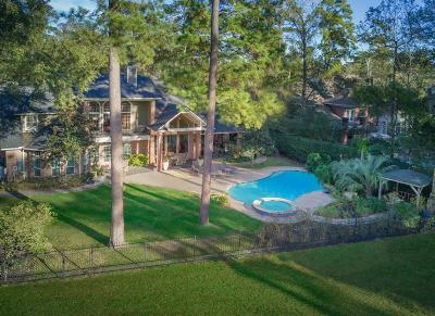 The Woodlands Single Family Home For Sale: 23 Chestnut Hill Court