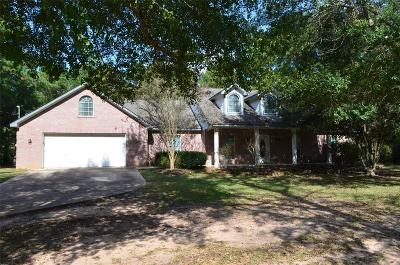 Magnolia Single Family Home For Sale: 25011 Nichols Sawmill Road