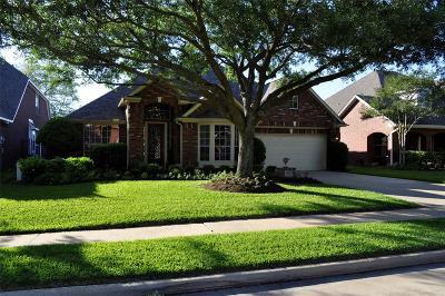 Sugar Land Single Family Home For Sale: 419 Dockside Court