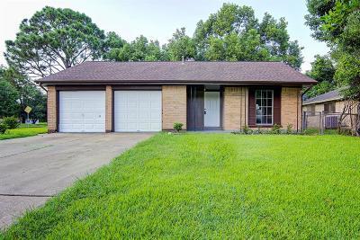 Texas City Single Family Home For Sale: 7401 Hummingbird Lane