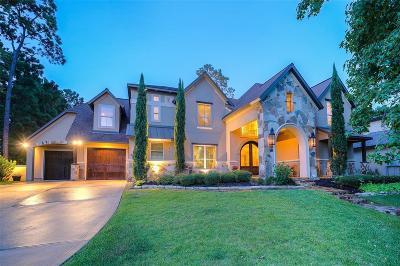 Montgomery Single Family Home For Sale: 40 Hidden Creek Lane