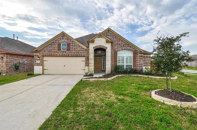 Conroe Single Family Home For Sale: 9960 Western Ridge Way
