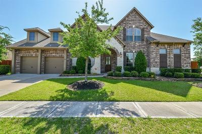 Cypress Single Family Home For Sale: 9802 Poppys Point Ct Court