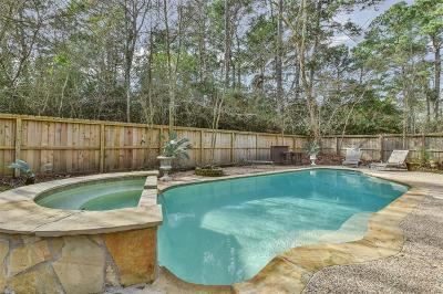 The Woodlands Single Family Home For Sale: 223 S Pathfinders Circle