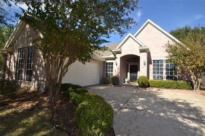 Stafford Single Family Home For Sale: 12326 Aspen Ln Lane