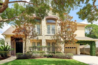 Houston Single Family Home For Sale: 2307 Briarhurst Drive