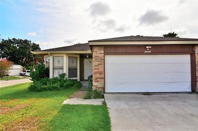 Houston TX Single Family Home For Sale: $168,800