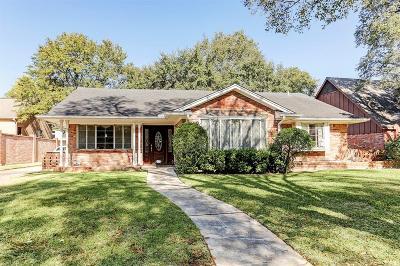 Meyerland Single Family Home For Sale: 4926 Imogene Street
