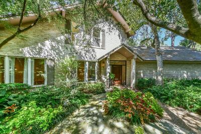 Houston Single Family Home For Sale: 410 Tecumseh Lane