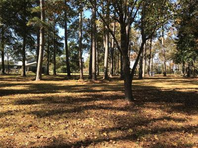 Montgomery County Farm & Ranch For Sale: 2 N Pines Drive