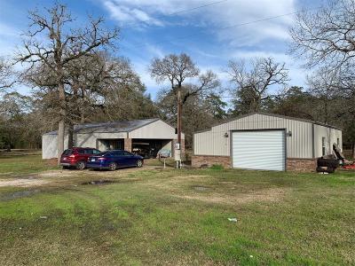 Hockley Single Family Home For Sale: 27327 Buffalo Trail