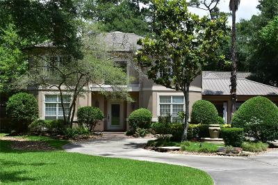 The Woodlands Single Family Home For Sale: 27 Bracken Fern Court