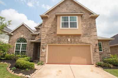 Missouri City Single Family Home For Sale: 5922 Preserve Lane