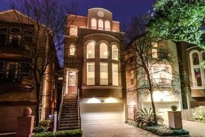 Houston Single Family Home For Sale: 6607 Wanita Place #B