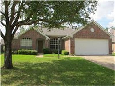 Katy Single Family Home For Sale: 7235 Brockington Drive