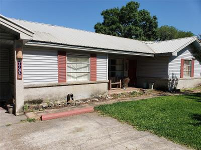 Liberty Single Family Home For Sale: 1104 Woods Drive