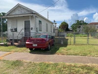 Galveston Single Family Home For Sale: 3721-3723 Church Street
