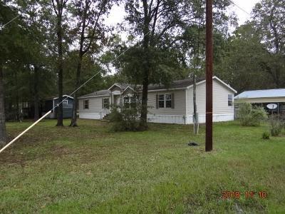 San Jacinto County Single Family Home For Sale: 210 Nassau Lane