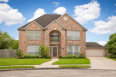 Friendswood Single Family Home For Sale: 1212 Merriewood Drive