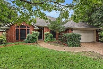 College Station TX Single Family Home For Sale: $242,000